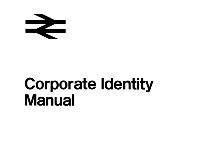 British Railways Corporate Identity Manual