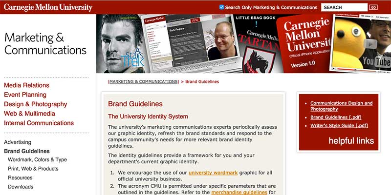 stratégie editorial web