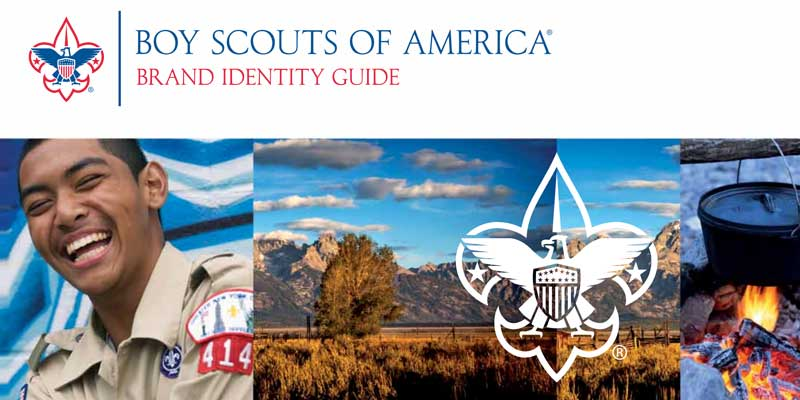 Boy Scouts of America Brand Identity