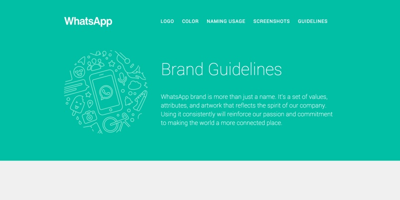 WhatsApp Brand Guidelines