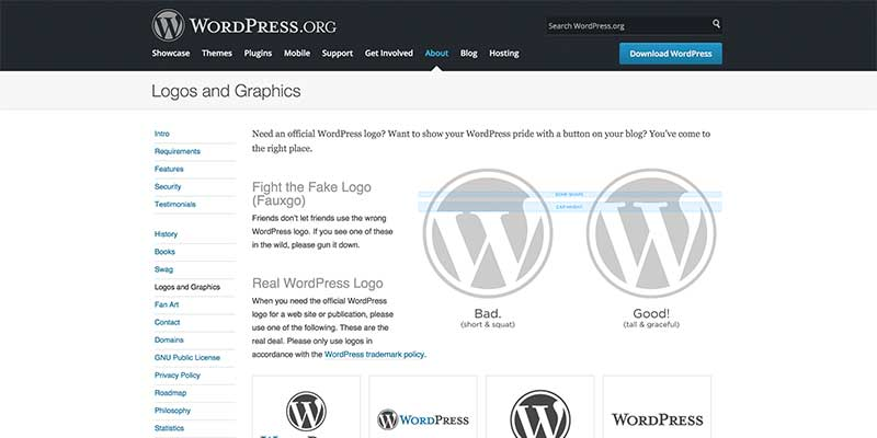 WordPress Brand Guidelines